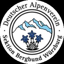 Logo Jugend des Deutschen Alpenvereins - Sektion Bergbund Würzburg