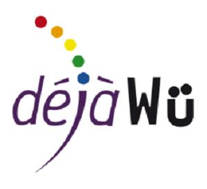 Logo DéjàWü - Jugendgruppe für Schwule, Lesben & Friends