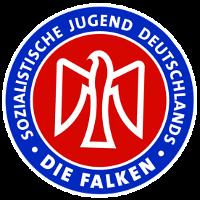 Logo Sozialistische Jugend Deutschlands - Die Falken