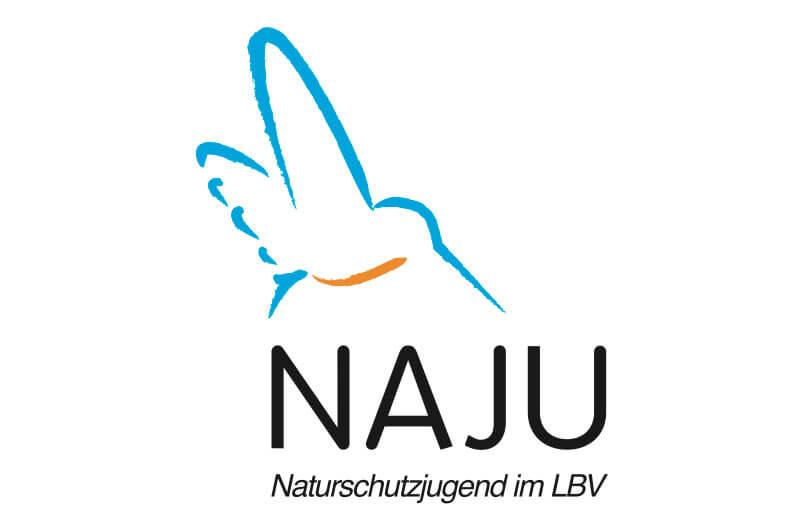 Logo Naturschutzjugend im LBV
