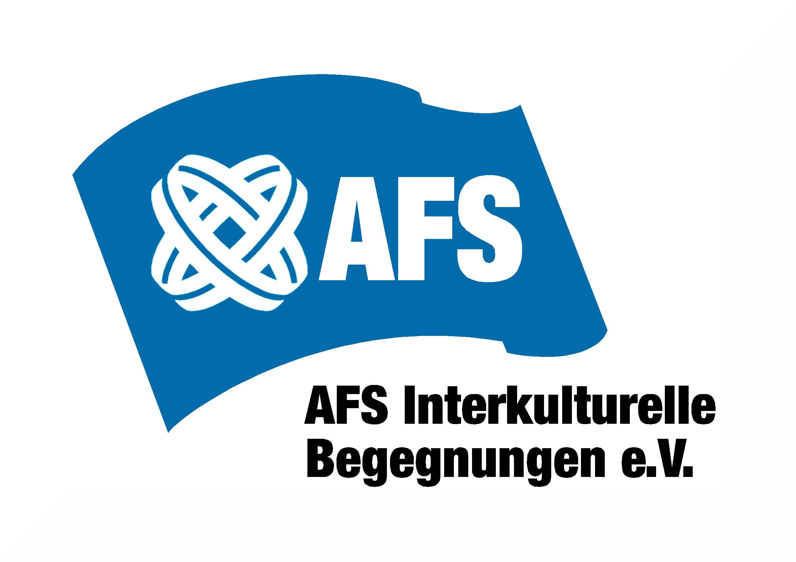 Logo AFS - Interkulturelle Begegnungen e.V.
