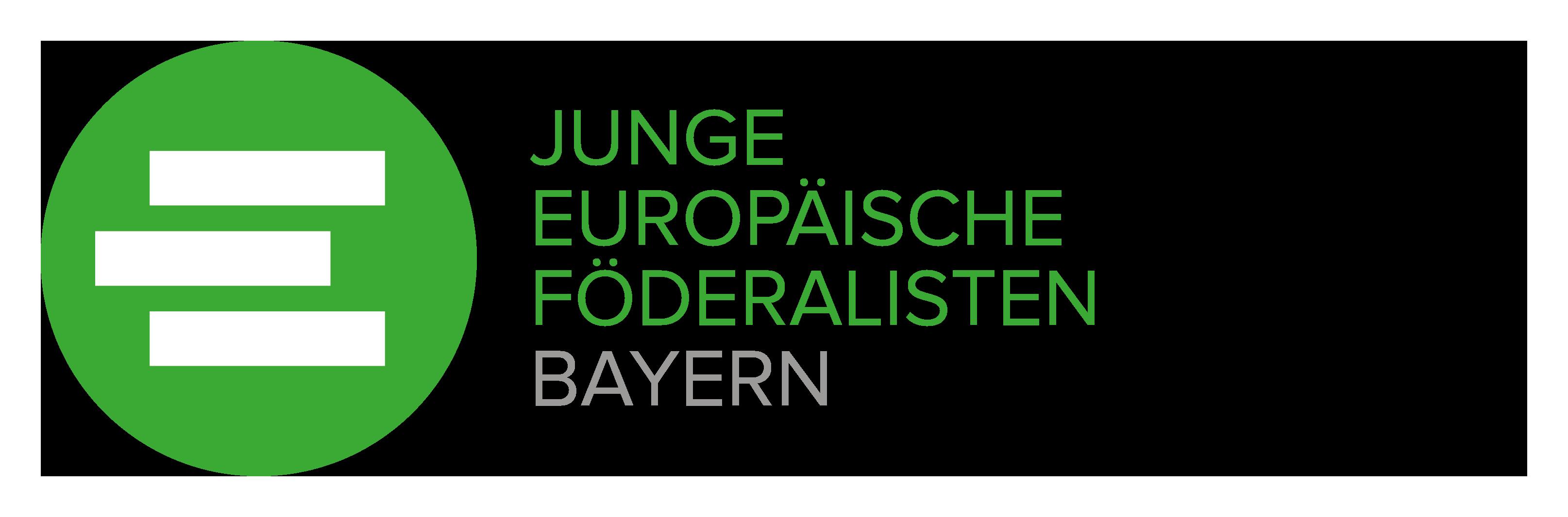 Logo Junge Europäische Föderalisten Würzburg