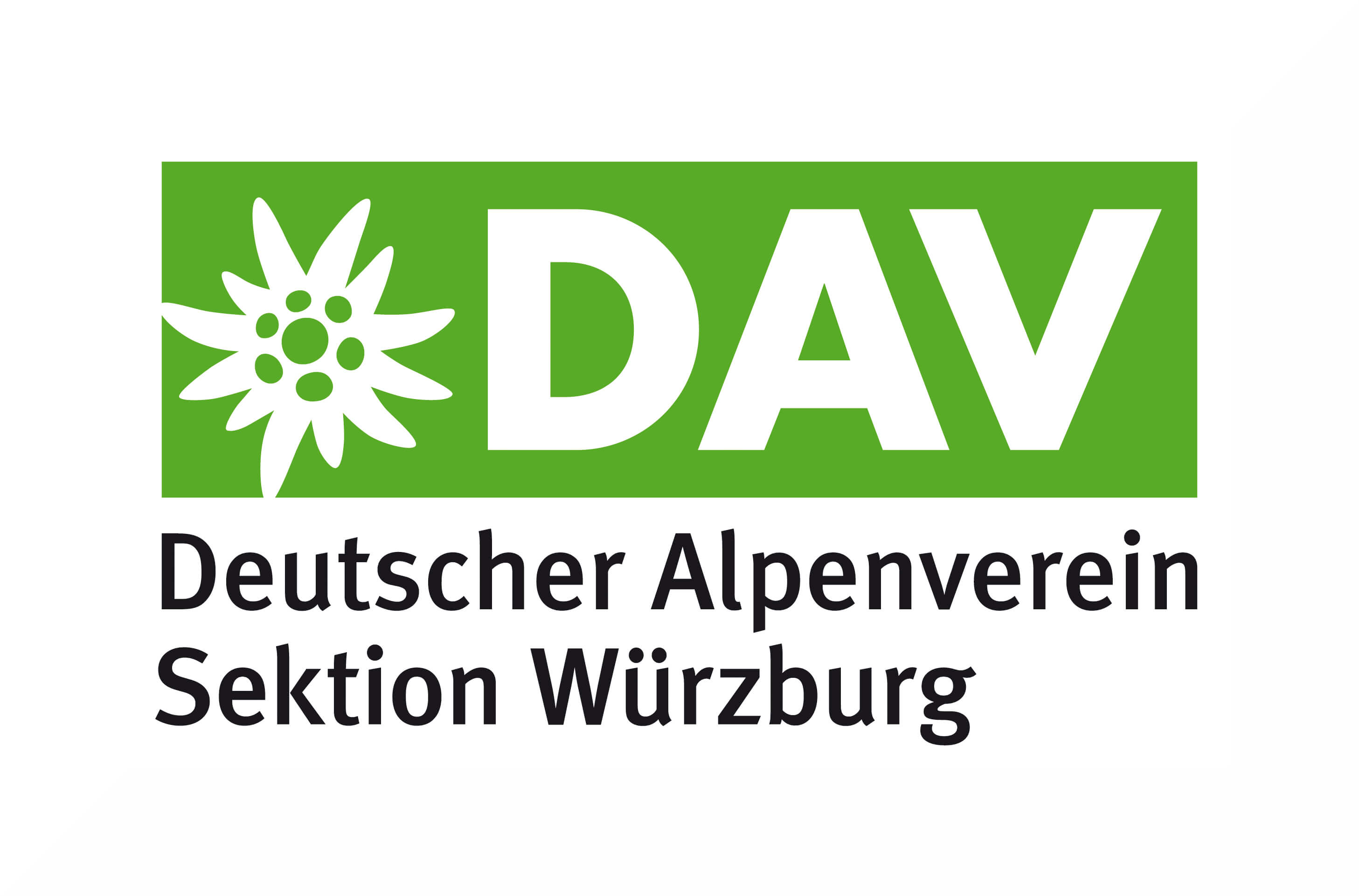 Logo Jugend des Deutschen Alpenvereins Sektion Würzburg